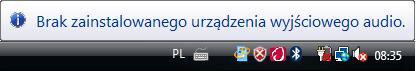 Problem z dzwiekiem w laptopie HP Pavilion dv6700