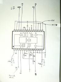 Sterowanie silnikiem krokowym cztero przewodowym