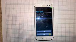 """Naprawa """"dotyku"""" samsung galaxy S3 GT-i9300A"""
