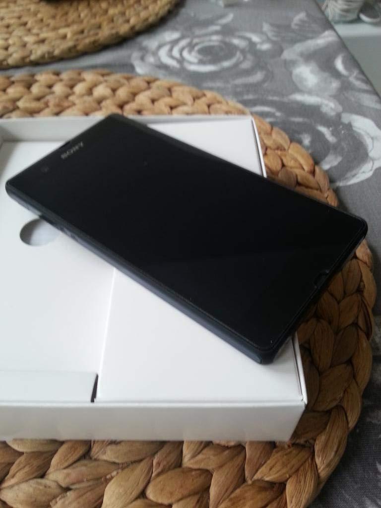 [Sprzedam] Sony xperia Z C6603 BLACK bez simlocka