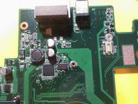 Brak �adowania baterii ASUS M50VM