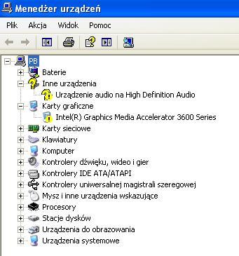 Asus Eee PC 1011CX - DOS-on-USB, wej�cie na dysk lokalny, instalacja XP