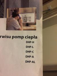 Danfoss DHP - pompa ciepła.