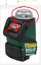 Bosch PLL360 poziomica - uszkodzone okienko lasera dookólnego - ktoś ma?