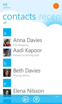 Skype dla Windows Phone w wersji beta dost�pny do pobrania