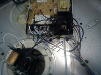 Whirlpool AKZ223 - Szukam schematu elektrycznego / podłączenie sterownika