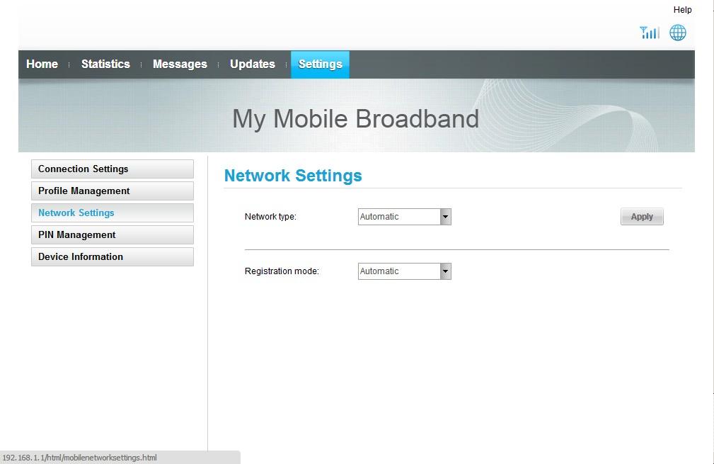 HUAWEI E3131 - Nie mog� po��czy� si� z Internetem poprzez AERO2