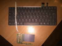 Klawiatura i touchpad od starego laptopa, jak przerobi� aby dzia�a�y na usb?