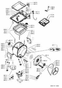 Whirlpool AWE 2316 - montaż łożyska