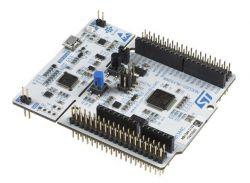 NUCLEO-8L152R8 - płytka prototypowa z STM8 zgodna z Arduino