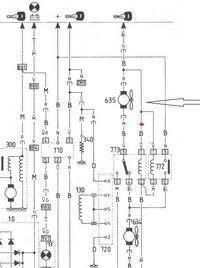 Citroen C15 - problem z elektryką sterującą wentylatorami