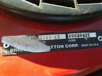 Silnik Briggs & Stratton - Różne laski popychaczy zaworów