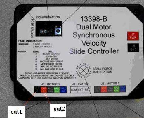 """Silnik z enkoderem, czy można włączyć go """"na krótko"""""""
