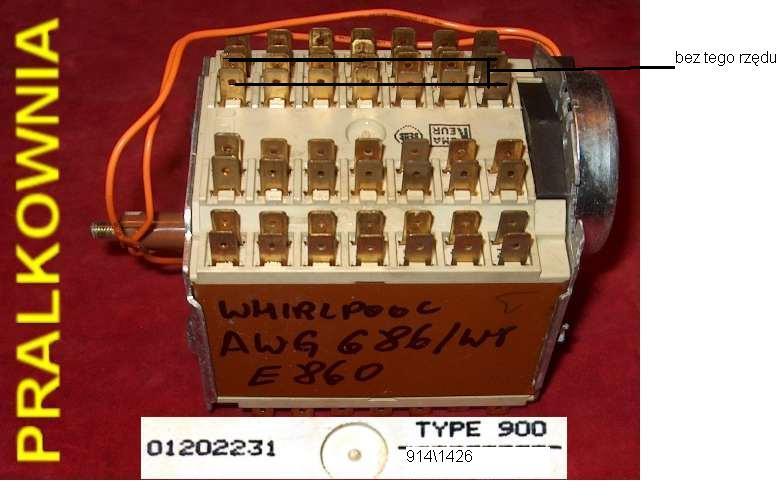 Sprzedam programator do pralki Whirlpool