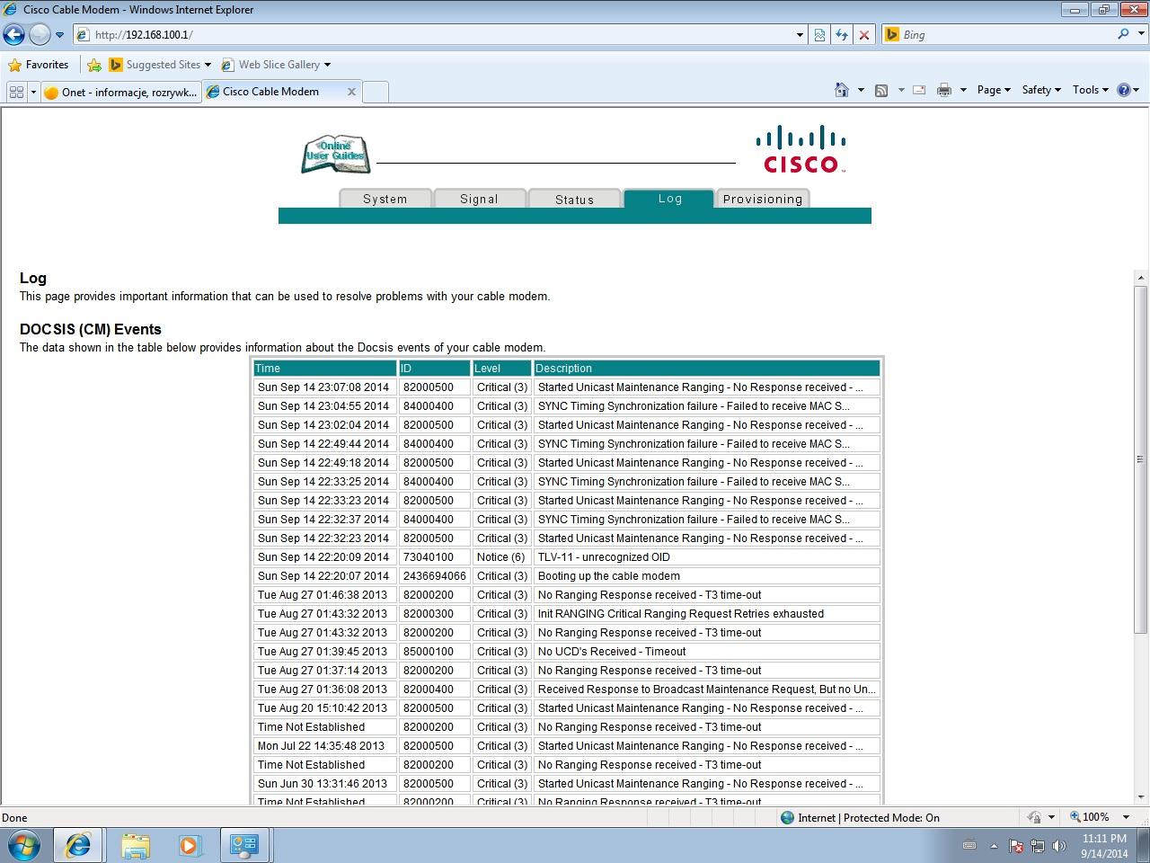 Internet UPC strasznie zwolni�