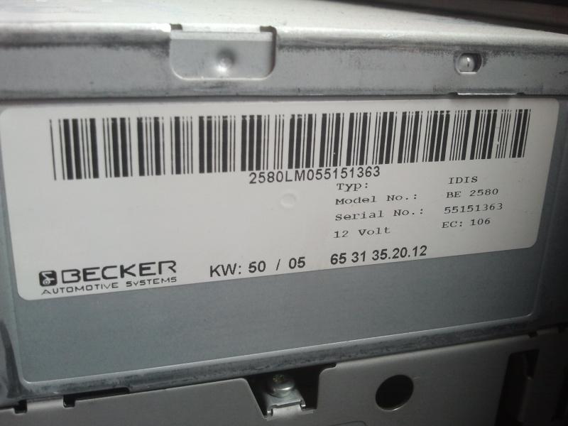 Alfa Romeo 166 - kod do ICS po wymianie akumulatora