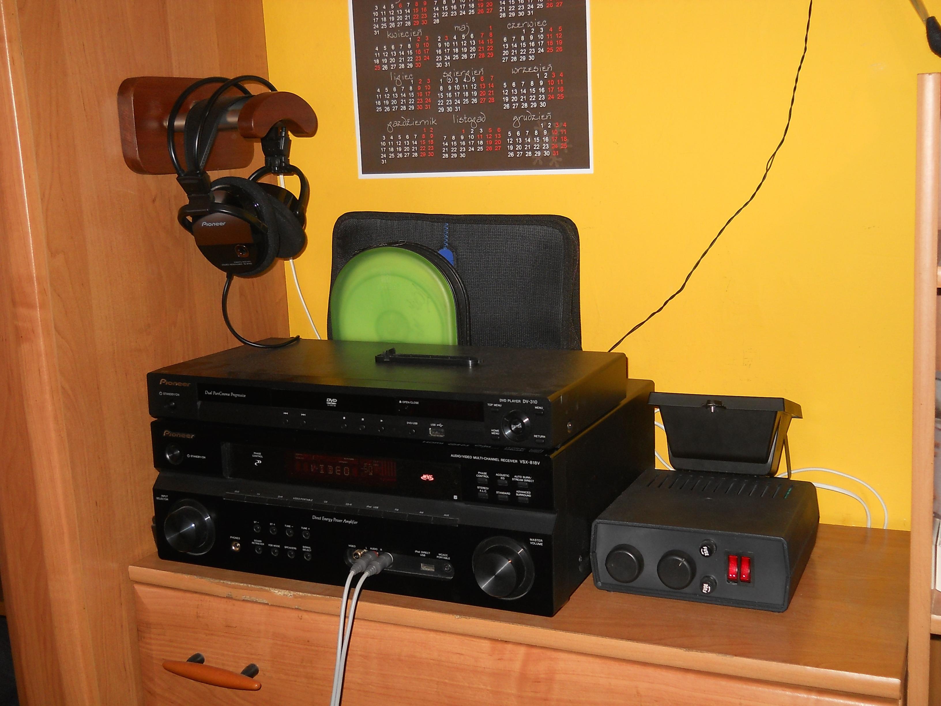 Kolorofon aktywny na 230V