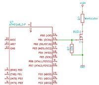 Sterowanie wentylatorem 12V napięciami 5, 7 i 9V za pomocą uC