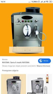 Ekspres Nivona CafeRomatica 630 - nie spienia mleka