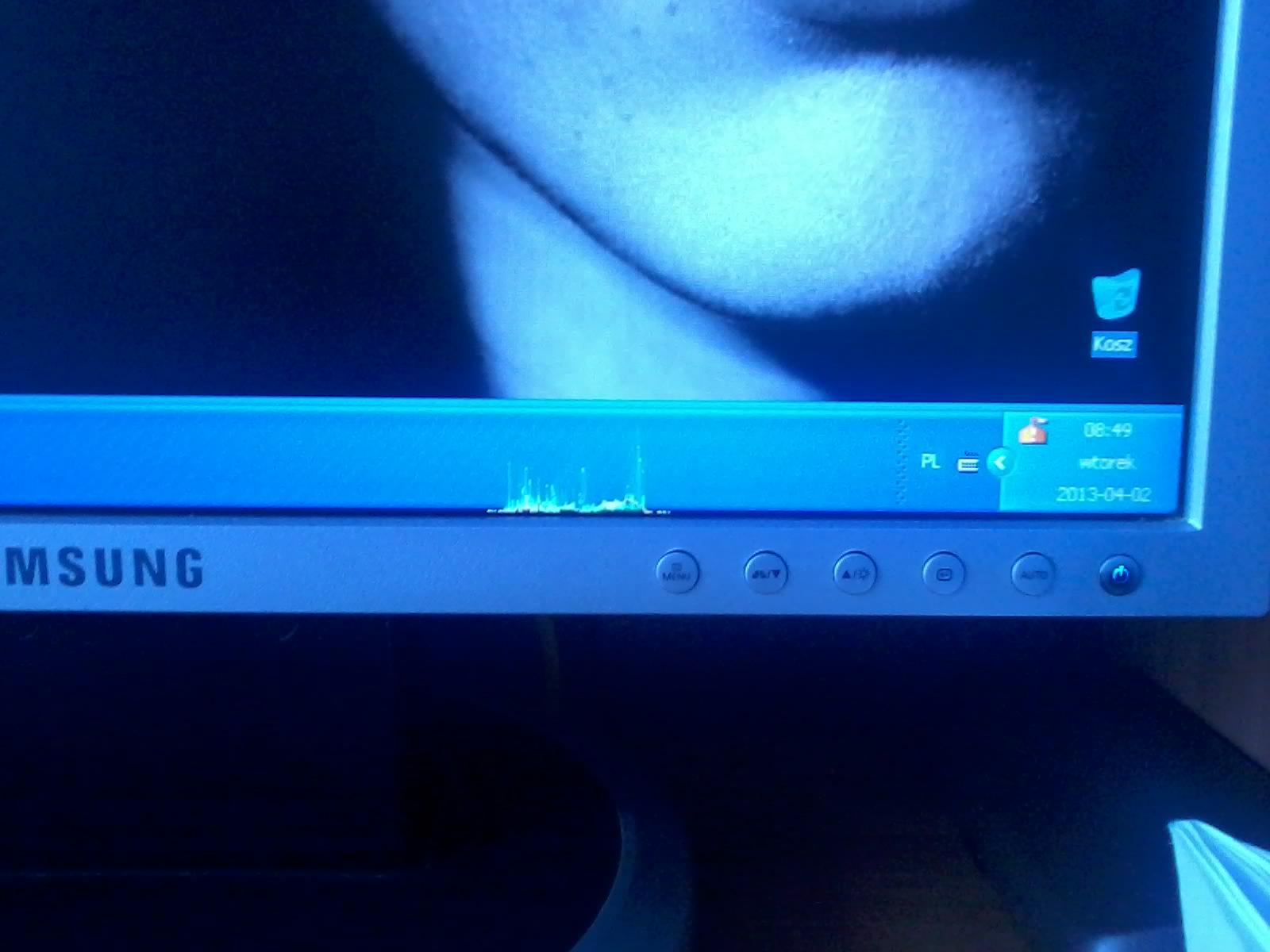 Samsung SyncMaster 940N - Samsung SyncMaster 940N plama