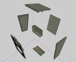 projekt zestawu głośnikowego