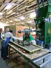 Maszyna do produkcji paneli -