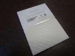 WD My Pasport 1TB niewidoczny przy podłączeniu
