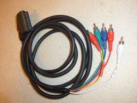 Panasonic nv-hs1000 - Czy można wypuścić sygnał Pb/Pr/Y