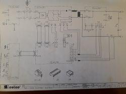 Szukam schematu do spawarki UNITOR UWI-134 DP Type: genesis 135