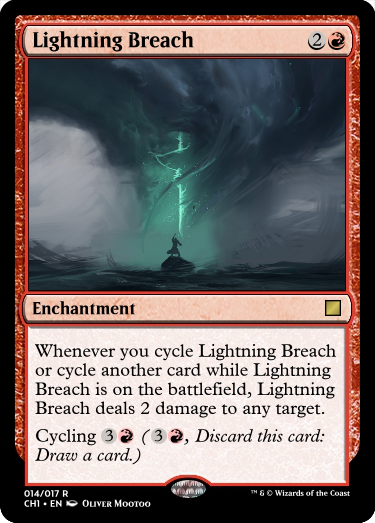 Lightning Breach