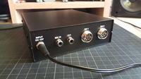 Przełącznik mikrofonowo - transceiver