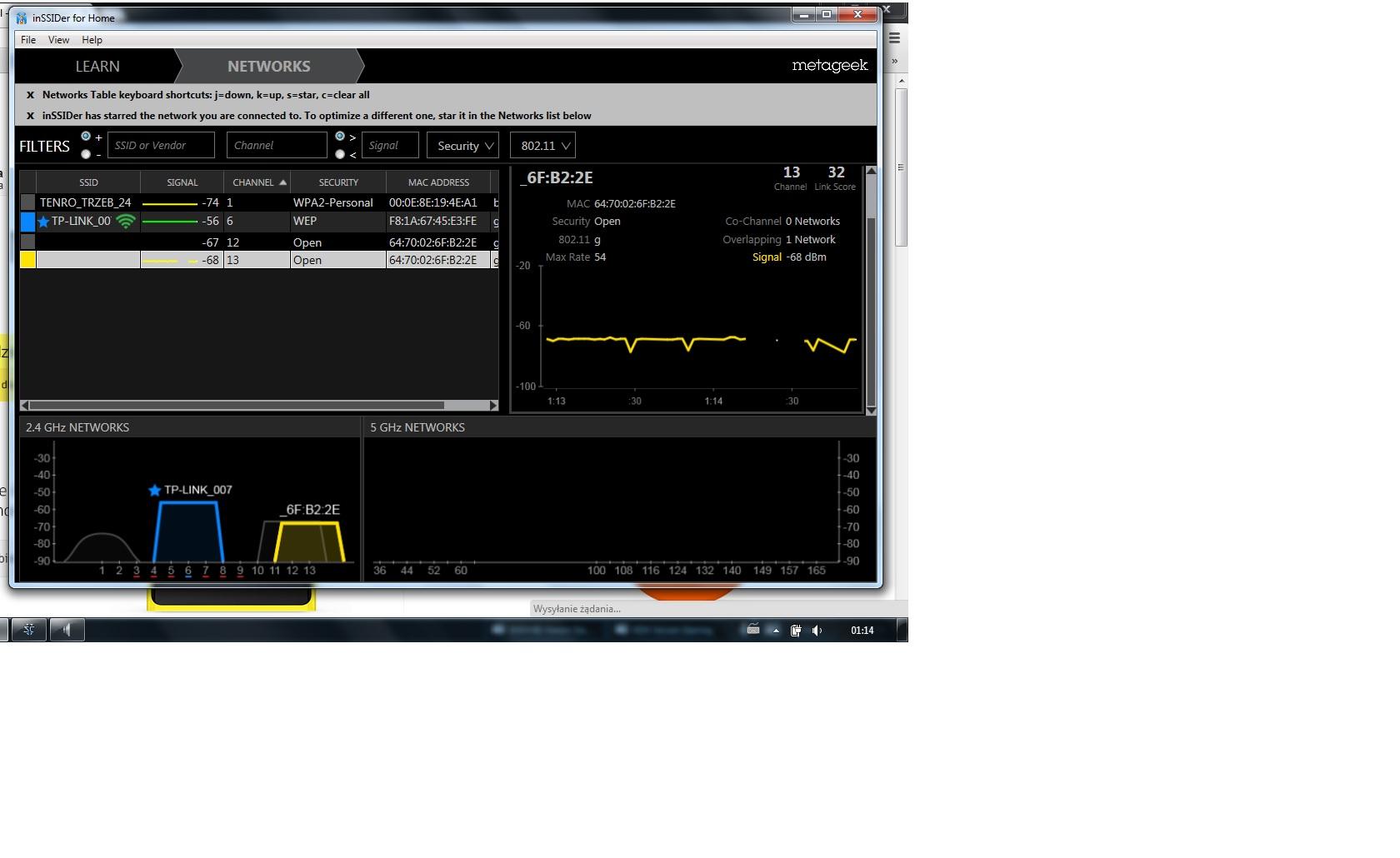 TP-LINK - Konfiguracja mostu radiowego