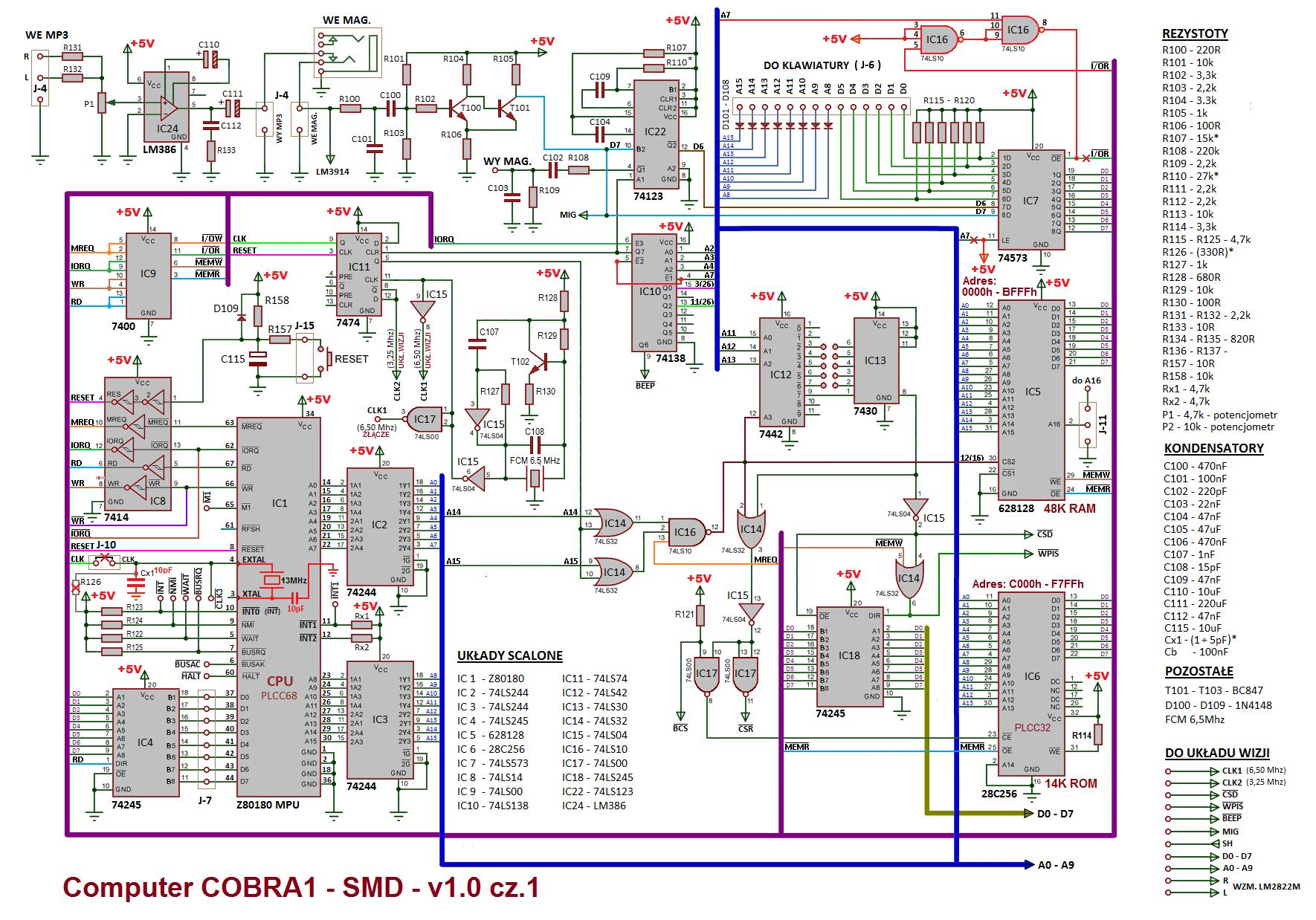 Mikrokomputer cobra 1 15 elektroda mikrokomputer cobra 1 mikrokomputer ccuart Gallery