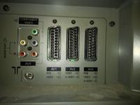 VGA - SCART RGB, telewizor Panasonic TX-32PX20P