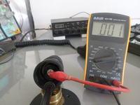 Antena CB ML 145 rezystancja