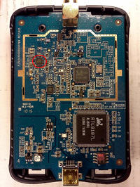 Identyfikacja uk�adu scalonego AWUS036H z karty sieciowej Wi-Fi USB