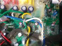 Głośniki Logitech x500 nie działają po uderzeniu w okolicy pioruna.