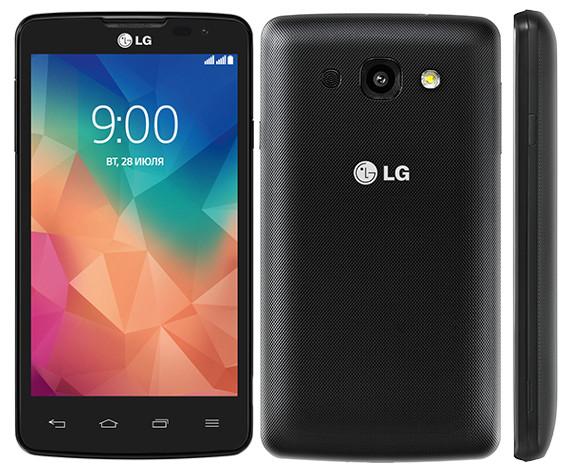 "LG L60 - smartphone z ekranem 4,3"", Dual SIM i Androidem 4.4"