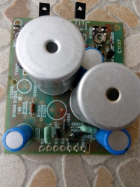 Radmor model 5102 TE włącza się lecz nie gra