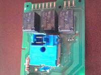 Pralka Gorenje WS43100 spalony tranzystor GE715