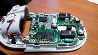 Myszka Logitech V470 Cordless - nie działa laser