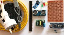 Asystent parkowania DIY na Arduino