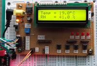 Miernik temperatury/wilgotności z użyciem taniego czujnika