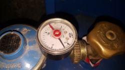 Slabo grzeje piecyk gazowy ROWI 3000
