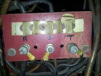podłączenie zasilania 3 fazowego Tig Miller Syncrowave 300