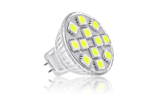 [Sprzedam] �ar�wka LED MR11 2,7W 12V DC
