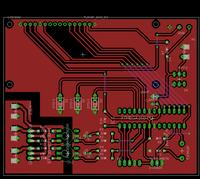 Pierwszy projekt - sterownik wytrawiarki