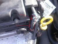 Z16XEP Opel - Niezidentyfikowany kabel i wtyczki