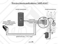 ADP42A3 - Dodatkowy dzwonek, dodatkowy unifon