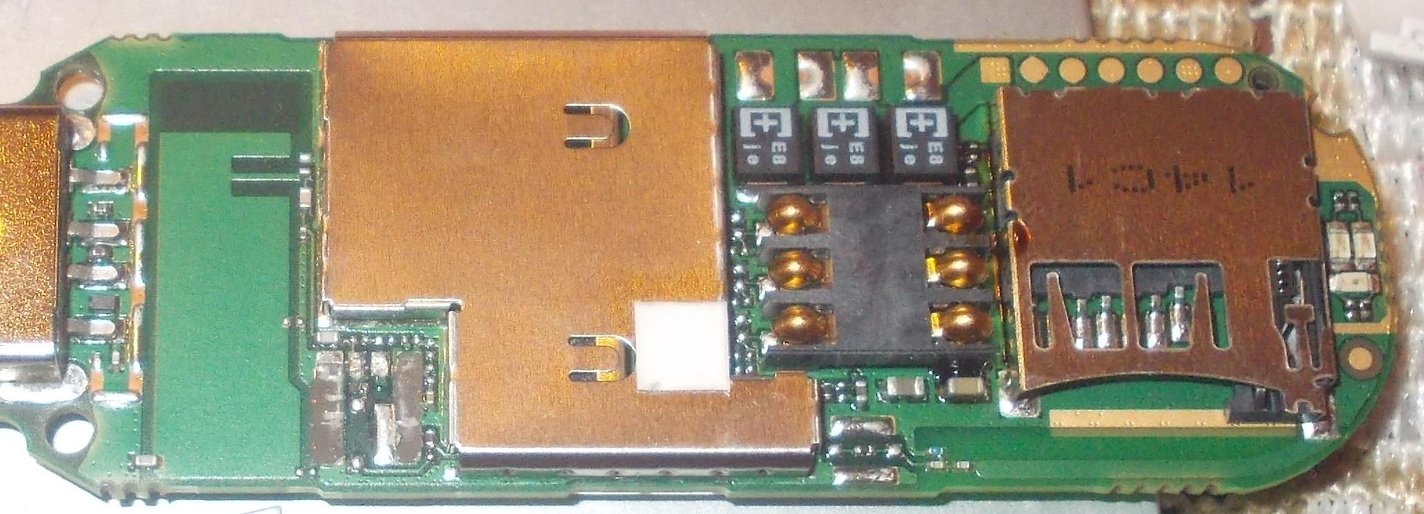 huawei e173u-2 - urwane z��cze anteny i brak zasi�gu kt�re piny zlutowa� ?